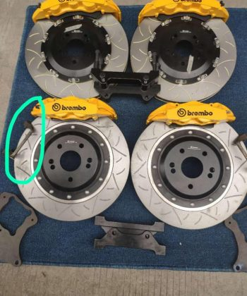 BREMBO BRAKE AUTHORISED DEALER